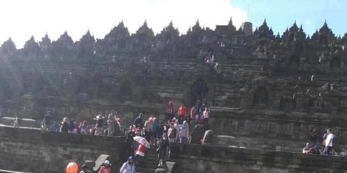 Peninggalan Dinasti Syailendra Berwisata Ke Candi Borobudur